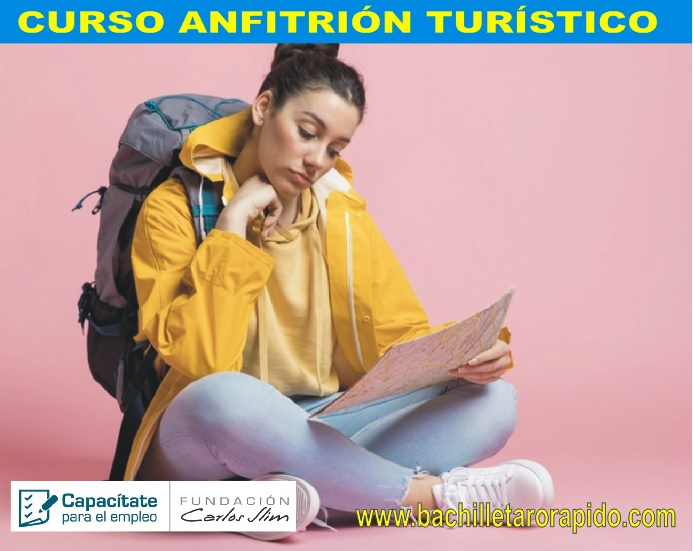 CURSO ANFITRION TURISTICO