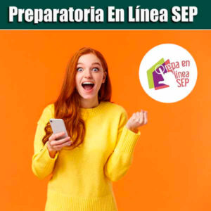 Convocatoria de Prepa en Linea SEP.